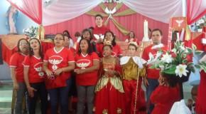 Festa do Divino Espírito Santo 2012 em Sítio do Mato.