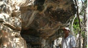 Sítios arqueológicos em Sítio do Mato